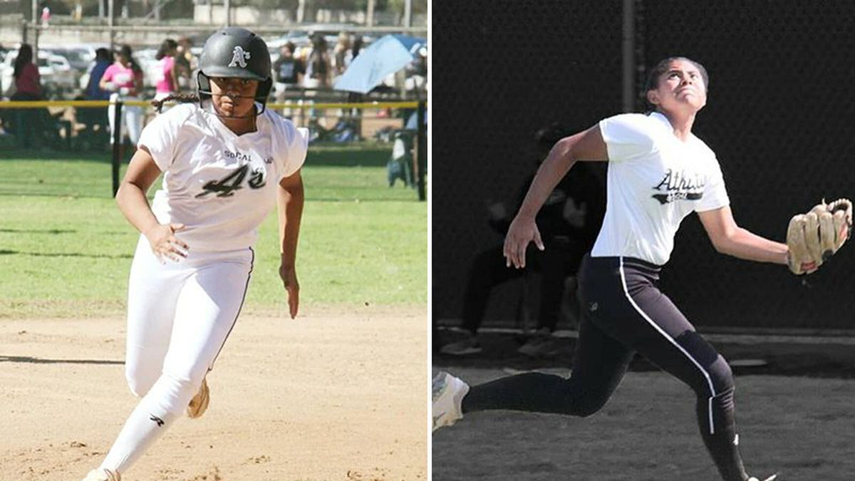 California high school softball player Mikayla Prudholme has been traveling across state lines...