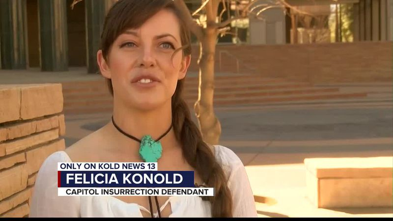 EXCLUSIVE: Tucson woman charged in Capitol riots speaks out after judge signs order of transfer