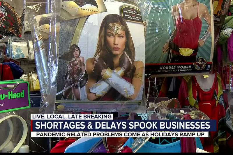 Holiday shopping and gathering is more than just Thanksgiving and Christmas, but shortages...