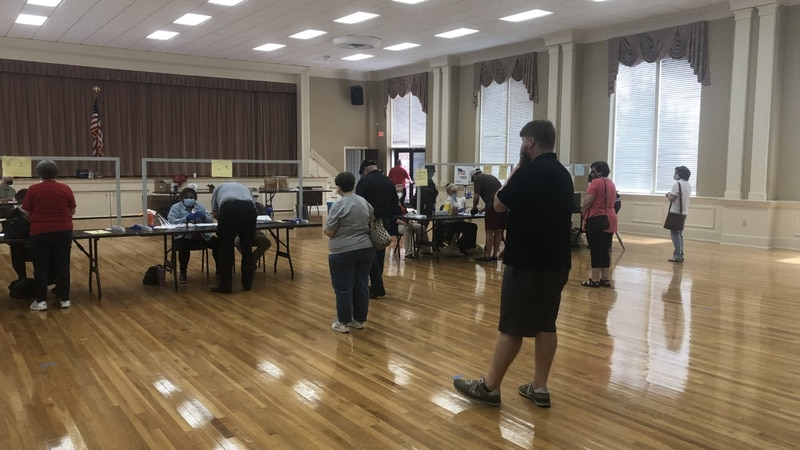 Hattiesburg is holding a special election on the Mississippi Power Franchise agreement.