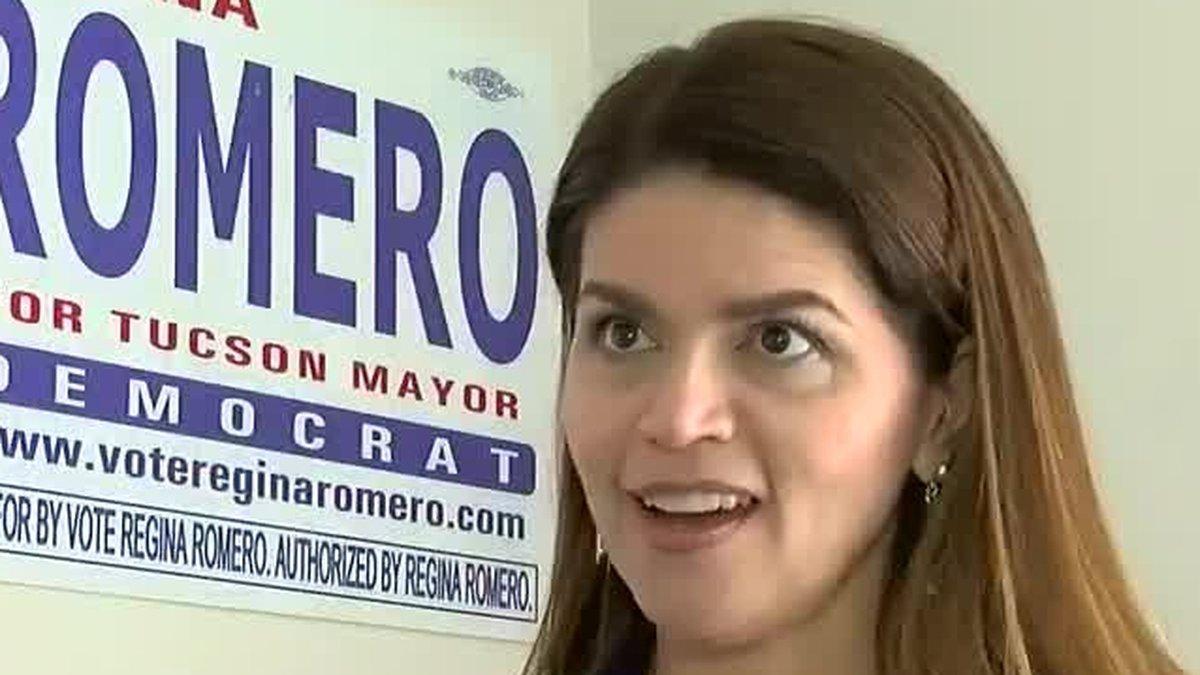 Regina Romero to be sworn in as Tucson's first mayor