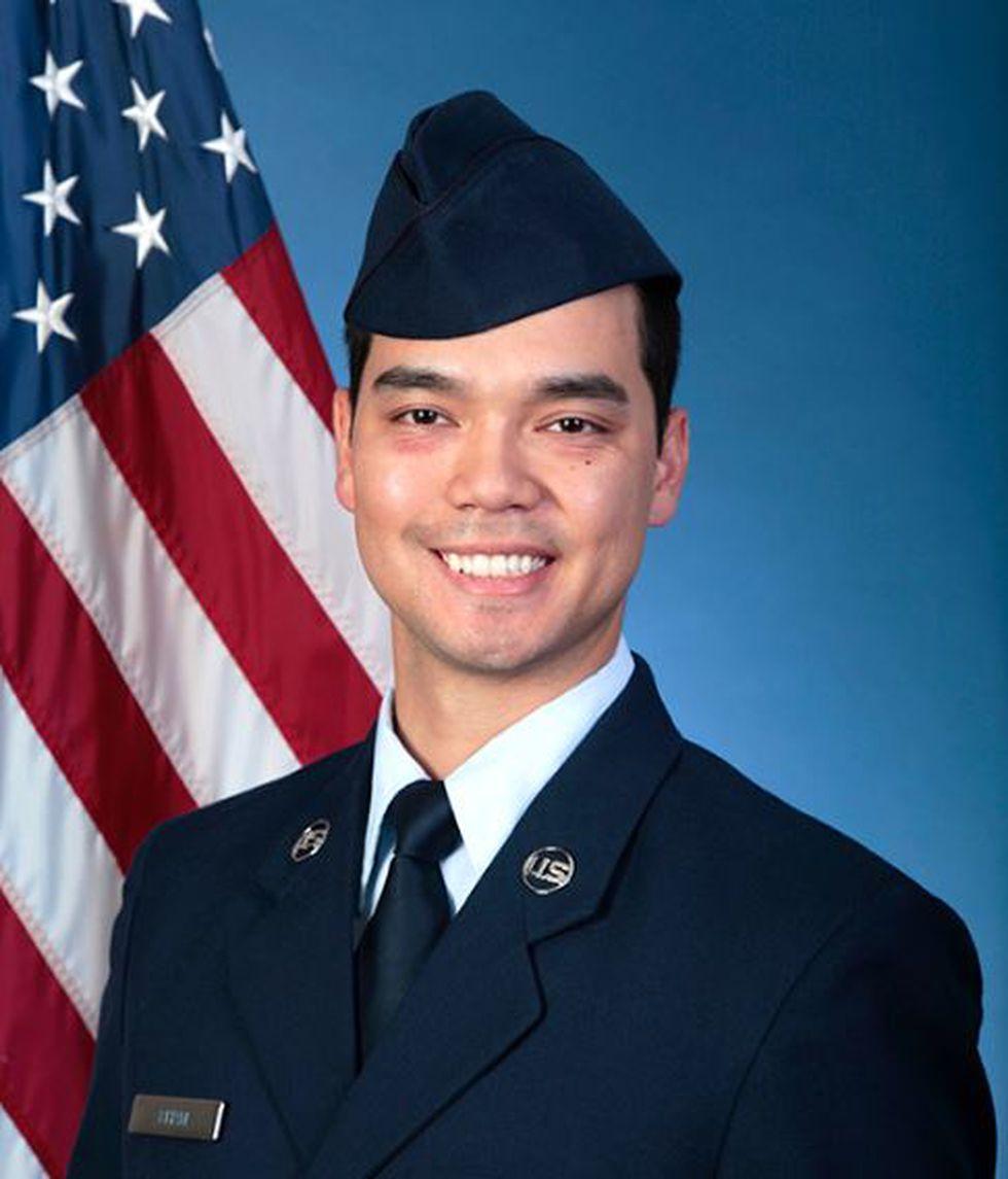 U.S. Air Force Airman 1st Class Tam Pham (Source: U.S. Air Force)