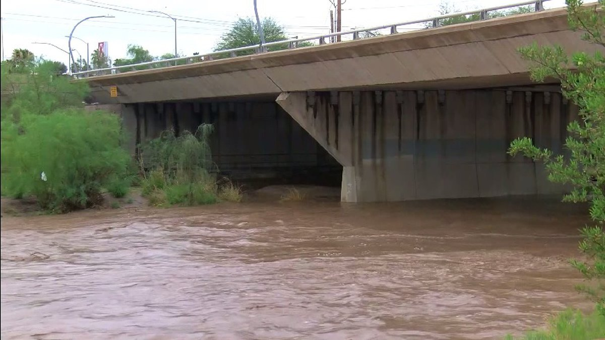 The City of Tucson is working on a plan to make better use of its summer storm runoff