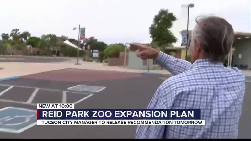 Save the Heart of Reid Park pushes for a northern expansion of the zoo