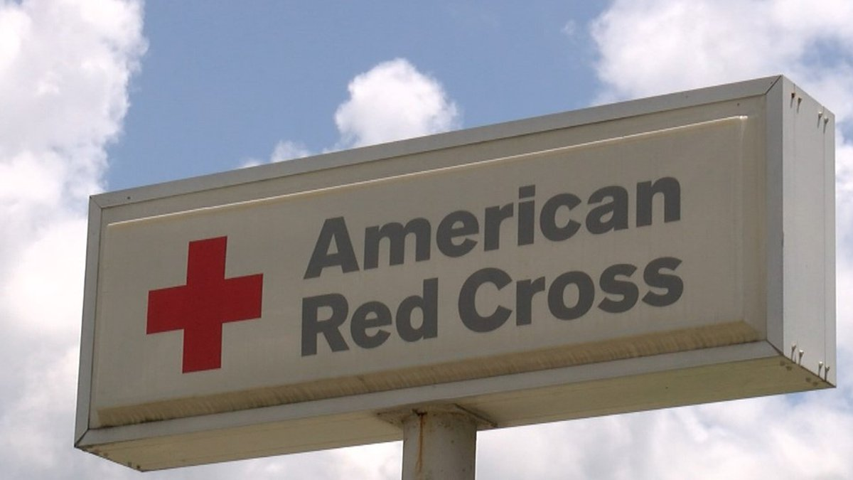 The American Red Cross is taking monetary donations after Hurricane Laura.