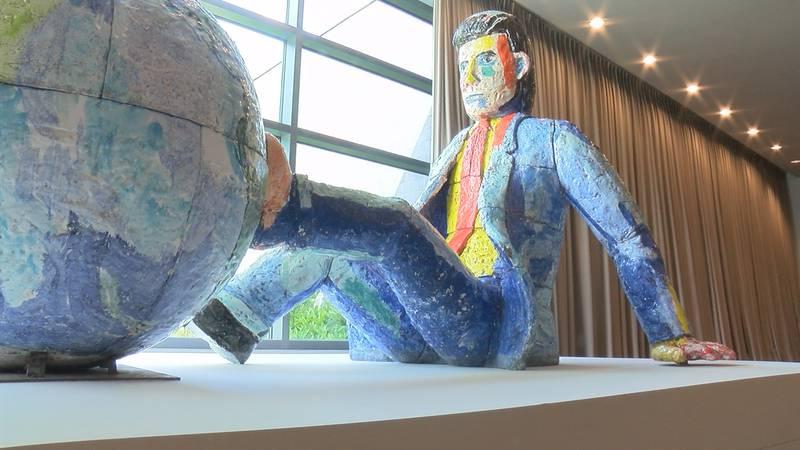 SculptureTucson hosting renowned artist Rotraut's first Arizona show