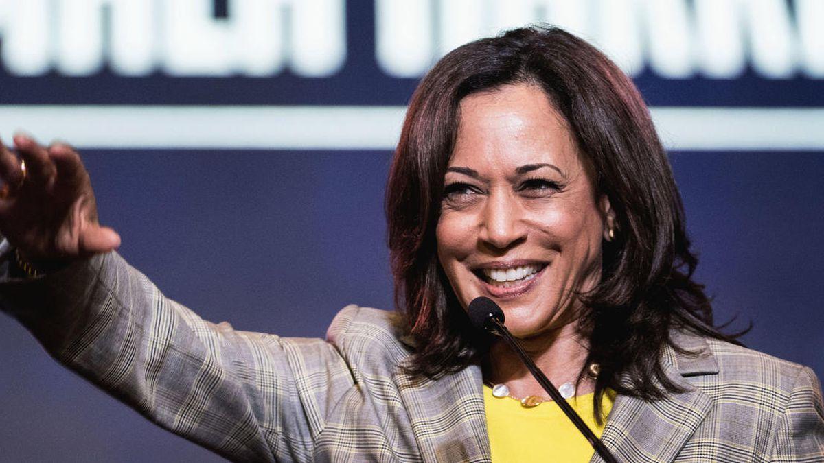 Senadora de California Kamala Harris