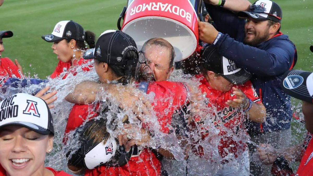 Legendary Arizona head softball coach Mike Candrea is retiring after 36 seasons with the...