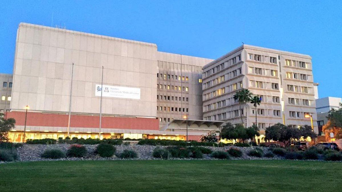 Banner-University Medical Center - University Campus (Source: Tucson News Now)