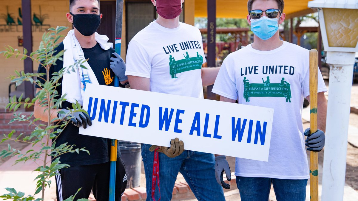 United Way of Tucson and Southern Arizona is hoping to see hundreds of volunteers at Days of...