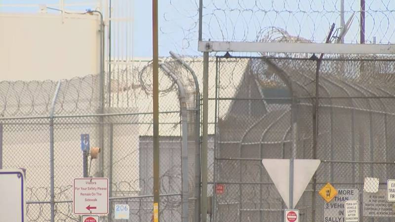 Hundreds of positive COVID-19 tests have been reported in Tucson's prisons.