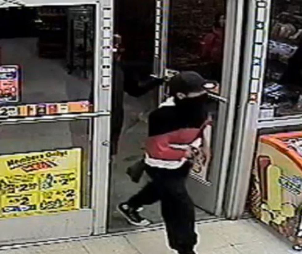 Suspect one (Source: Pima County Sheriff's Department)