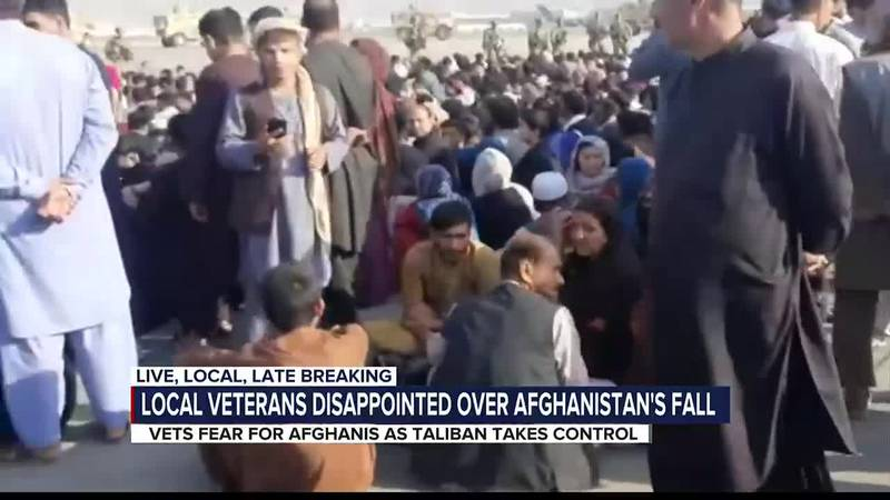 Taliban takes control over Afghanistan