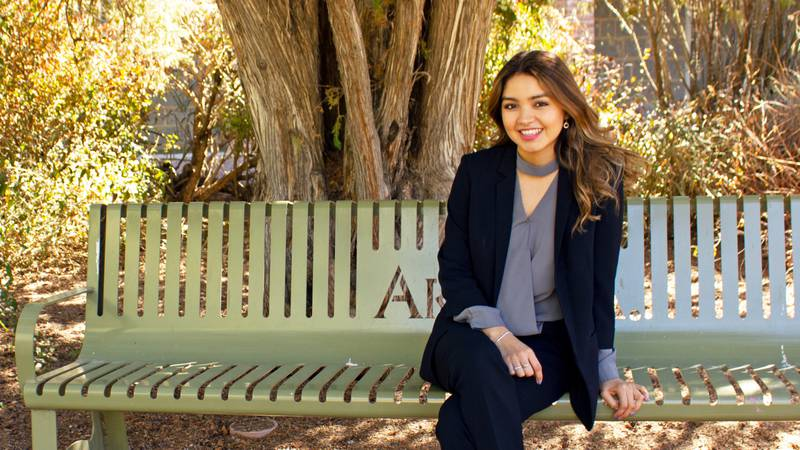 Jocelyne Rivera is the first Hispanic woman to be accepted to a prestigious accelerated...