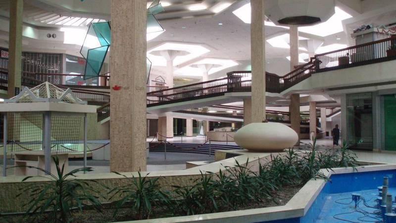 According to a survey,20 to 25 percent of malls will close in the next five years. (Source:...