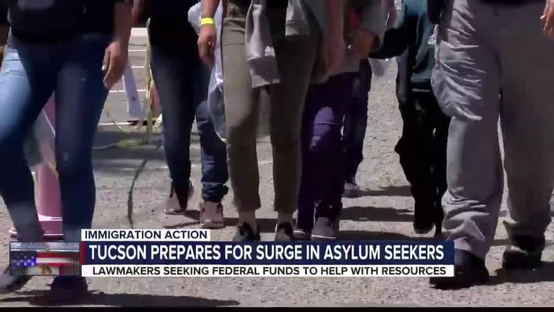 Migrant release