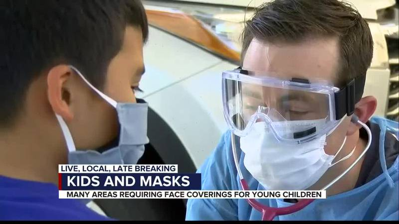 Kids and masks: Tips for parents
