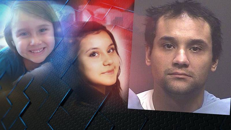 Christopher Clements, right, has been accused of kidnapping and killing Isabel Celis and...