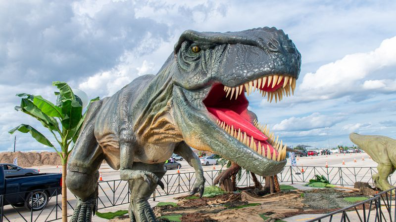 Jurassic Quest operates with COVID-19 safety protocols in accordance with county, state and CDC...
