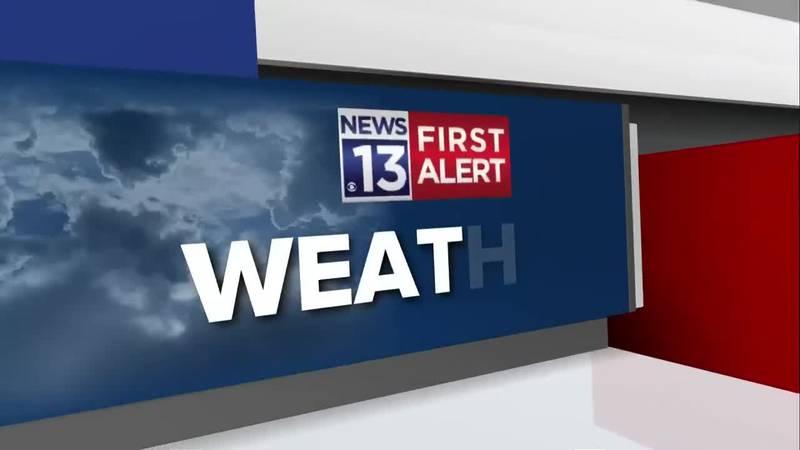 KOLD First Alert afternoon forecast Wednesday, April 29