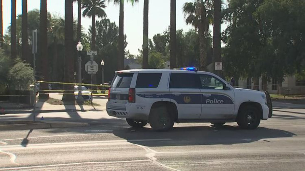 The Phoenix Police Department is investigating after a man died while in custody in central...