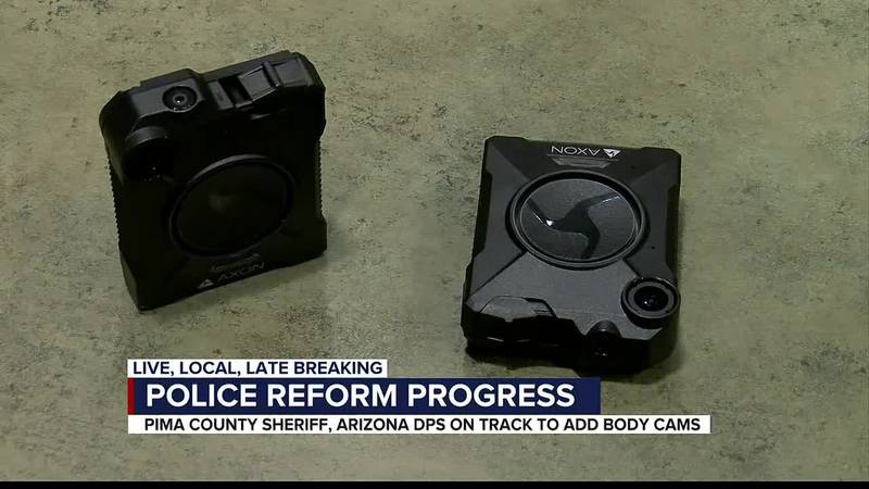 Arizona state troopers on track to get body cameras