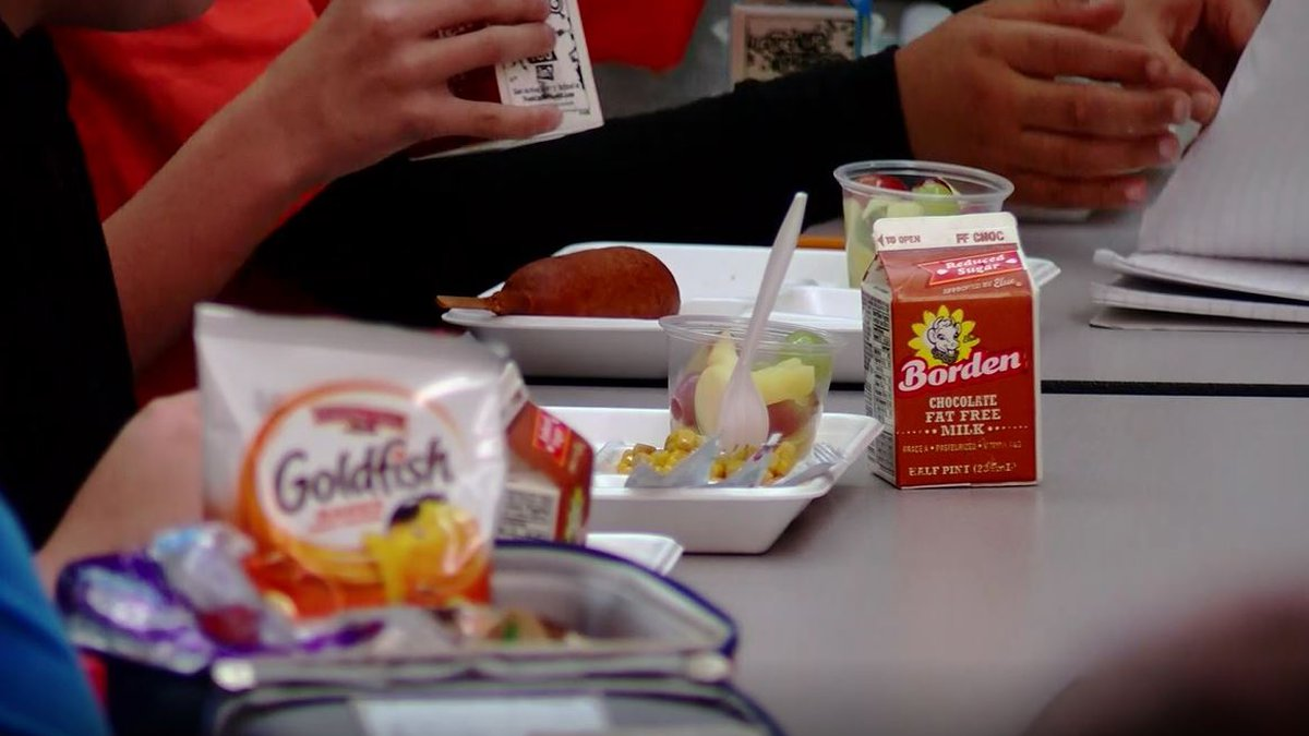 This week numerous donations have been made to help pay off the student lunch debt at Horry...