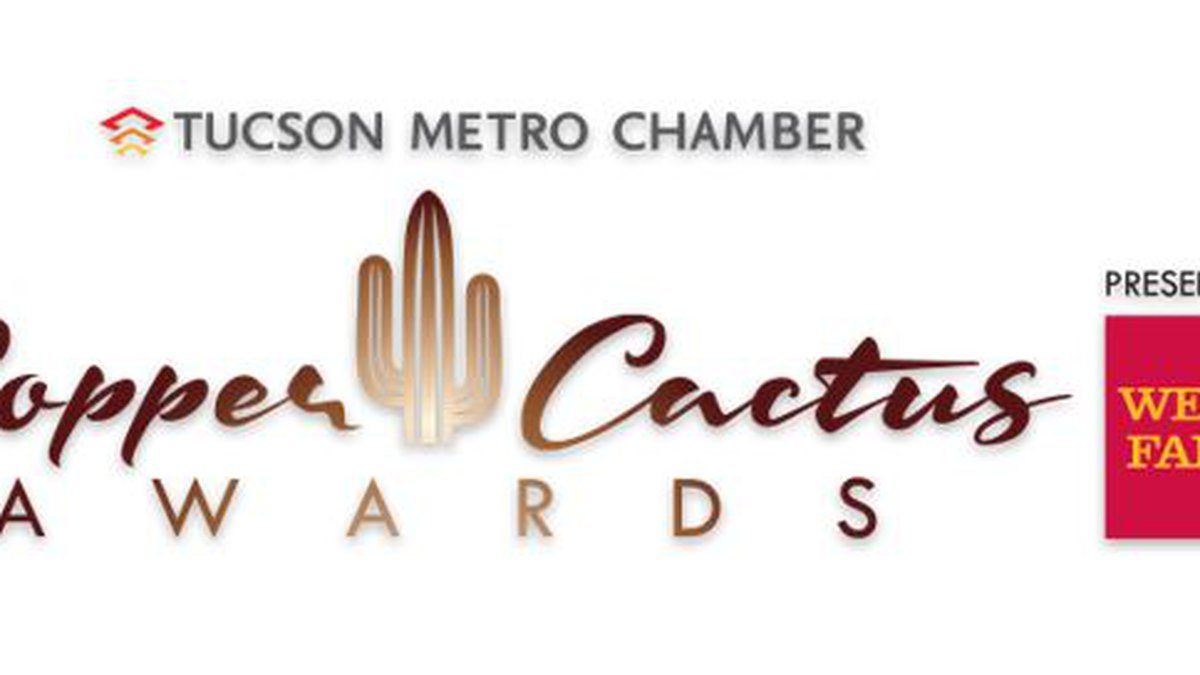 Copper Cactus awards finalists (Source: Tucson Metro Chamber)