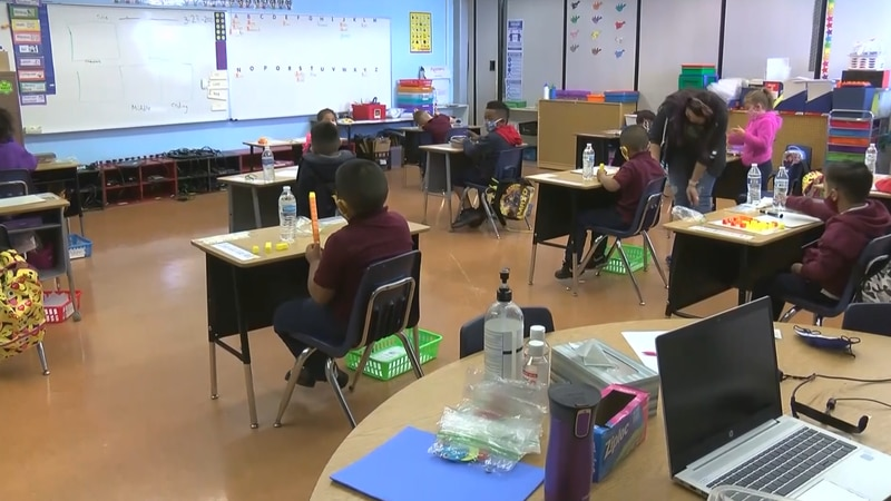 TUSD to offer COVID tests to students