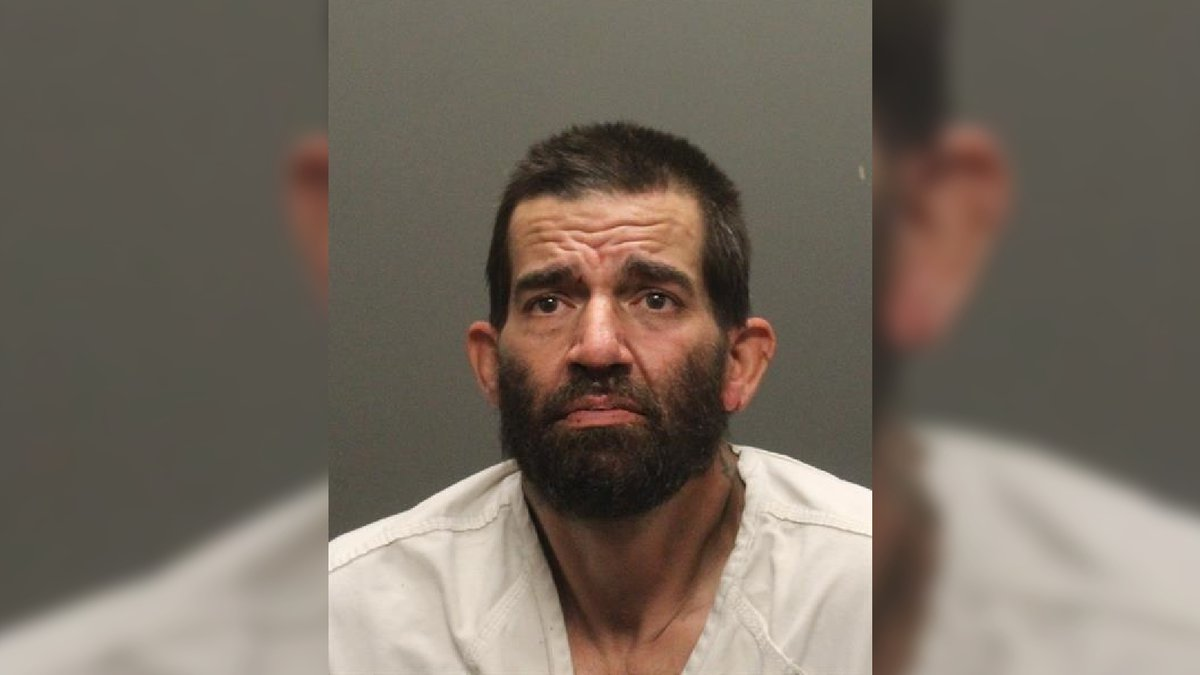 44-year-old Daniel Peterson arrested in connection to arson, burglary of church