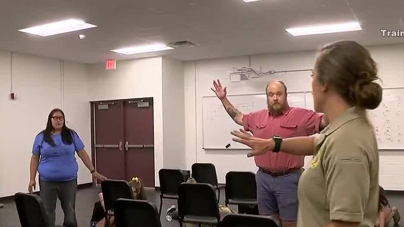 PCSD ACTIVE SHOOTER TRAINING