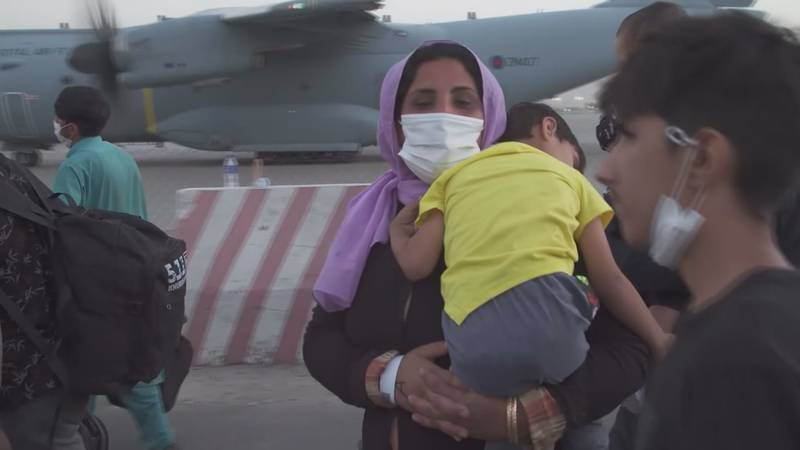 Decades of similar work with refugees has helped the Lutheran Social Services of the Southwest...