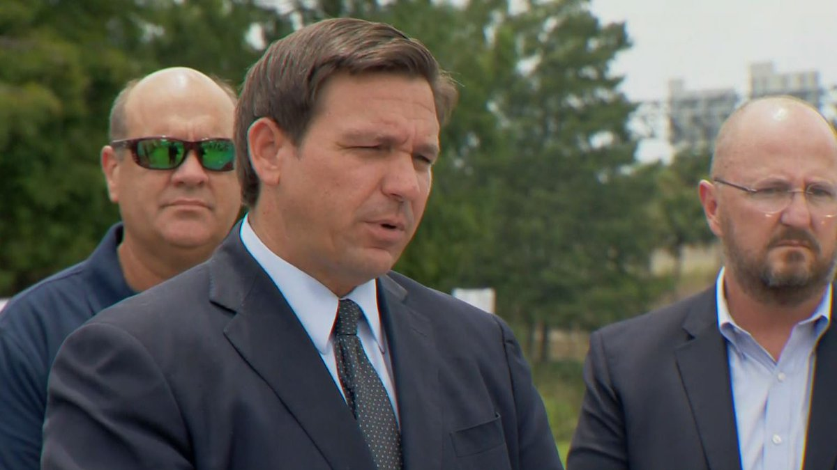 A judge says Florida school districts may impose mask mandates; rules Gov. Ron DeSantis...