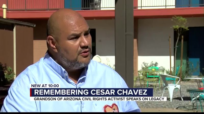 Remembering Cesar Chavez