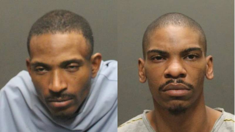 Authorities say Chad Edmondson and Jahkwez Wilson, who pleaded guilty to second-degree murder,...